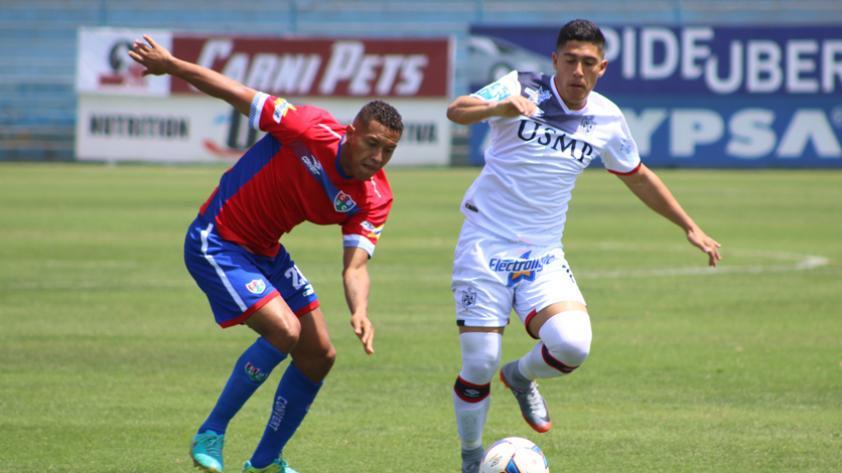 San Martín derrotó 2-0 a Unión Comercio por la fecha 7 del Torneo Clausura