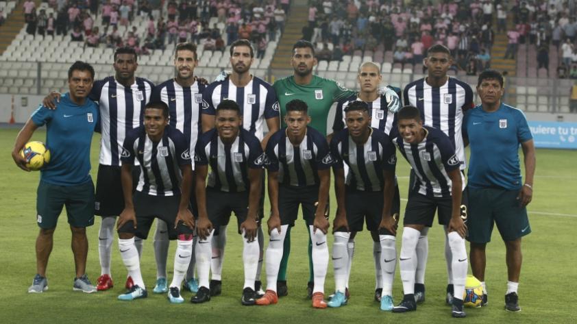 Alianza Lima jugará amistoso con Colo Colo en Chile
