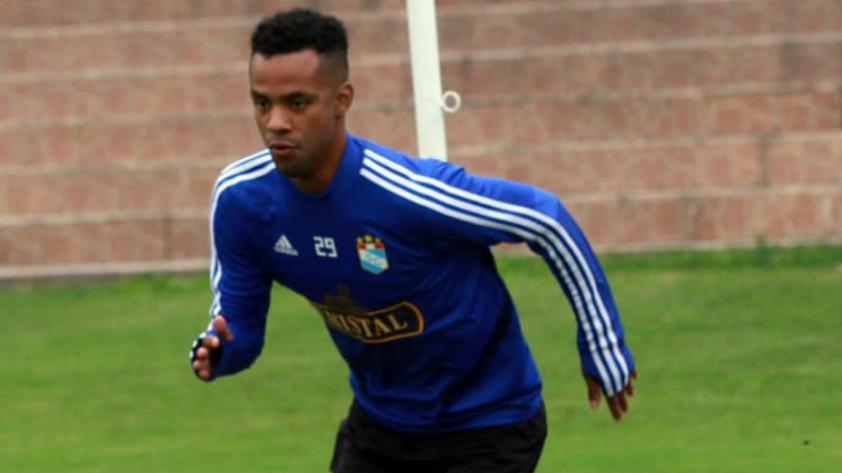 Solo piensa en volver: Nilson Loyola aseguró que mejorará su rendimiento para estar nuevamente en la Selección Peruana