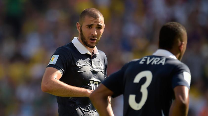 Karim Benzema vuelve a quedarse fuera de la convocatoria de Francia