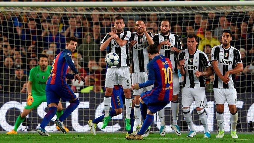 Barcelona - Juventus: ¿Cómo llegan ambos equipos de cara al enfrentamiento por la primera fecha de la Champions League?