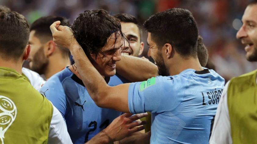 Luis Suárez se suma a los millones de uruguayos que quieren el regreso de Cavani