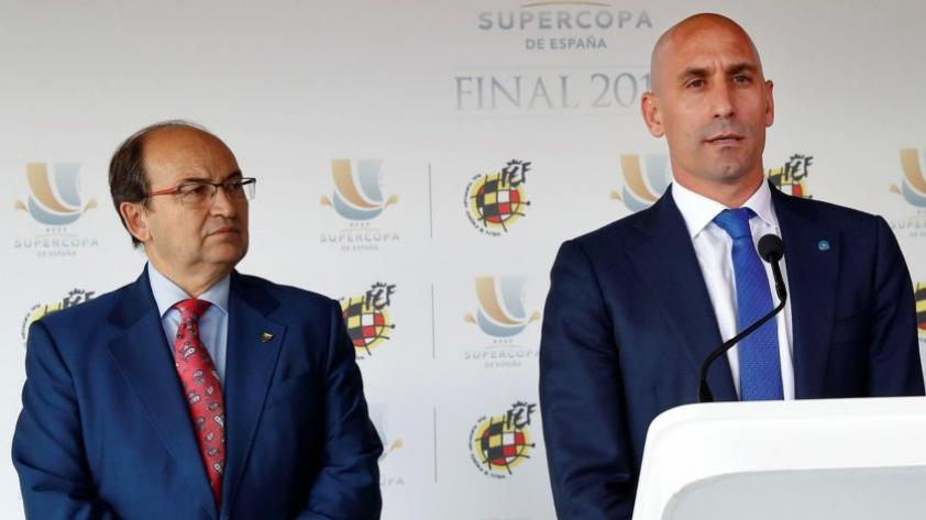 La Supercopa de España será a un solo partido