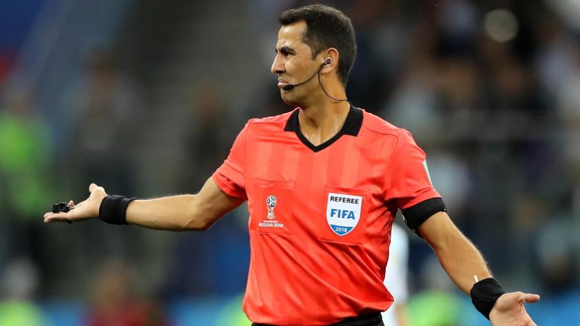 Ravshan Irmatov pitará el España vs. Marruecos