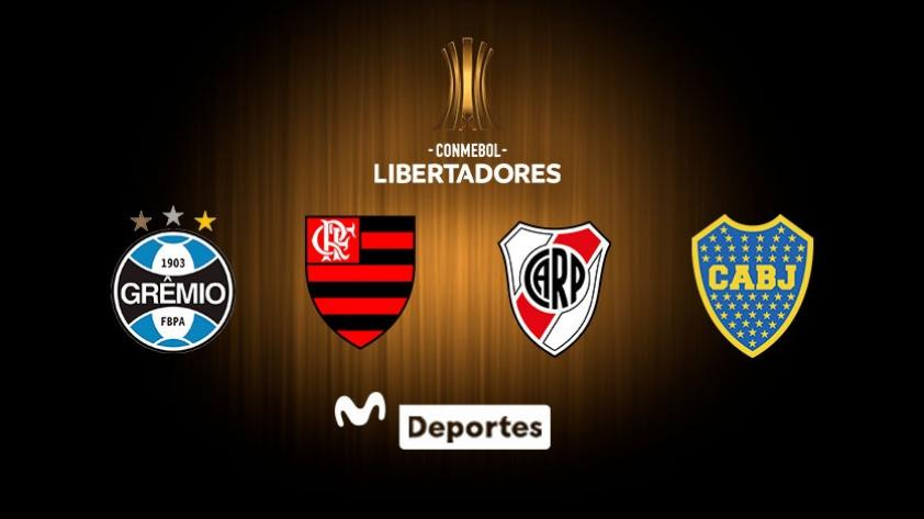 ¡Partidazos! Ya se definieron las dos llaves de semifinales de la Copa Libertadores 2019