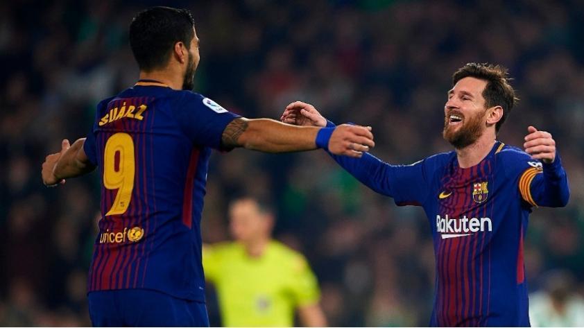 Barcelona y una estadística en segundos tiempos que le ha generado 15 puntos a favor