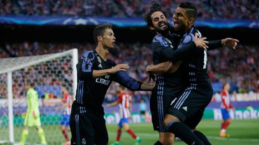 ¡Real Madrid a la final!