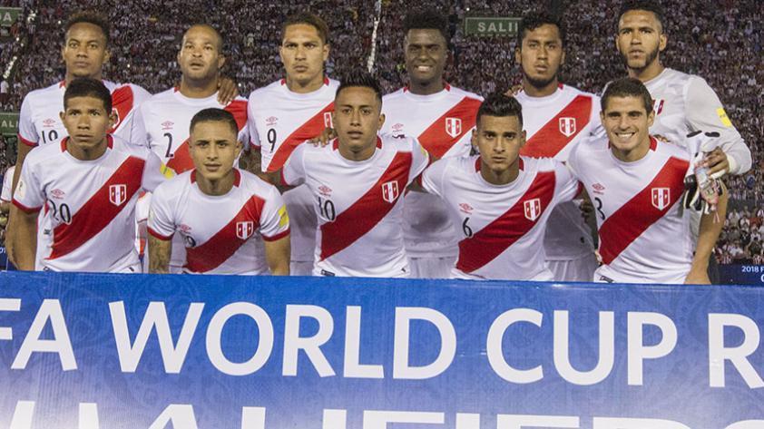 Selección peruana descendería un puesto en el próximo ranking FIFA
