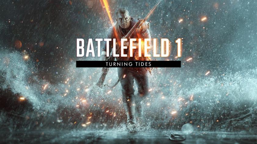 Nueva Expansión de Battlefield 1 anunciada