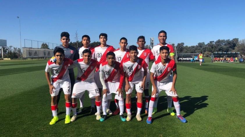 Selección Peruana Sub 15: se dio a conocer la lista de convocados para el Sudamericano de la categoría