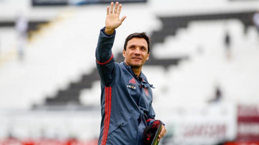 Zé Ricardo fue cesado como DT de Flamengo, ¿quién llega?