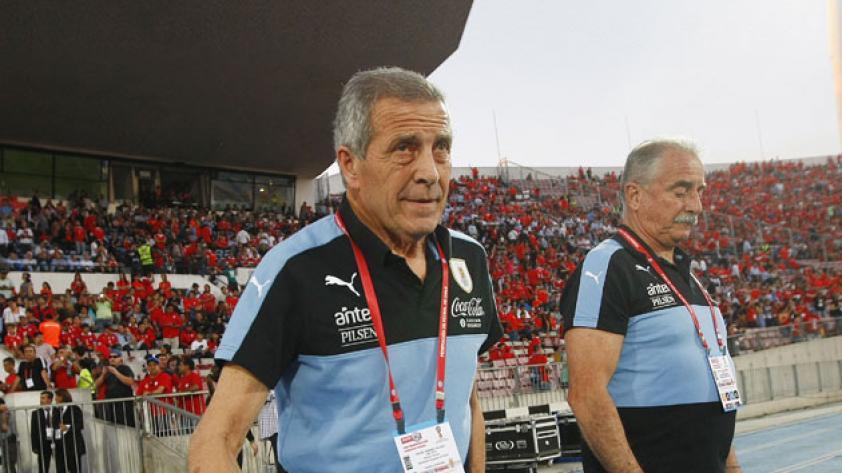 """Tabárez: """"Por lo puntos en disputa será un partido difícil"""""""