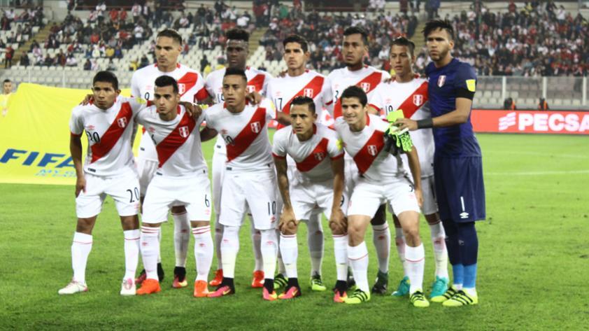 La blanquirroja con el equipo definido ante Paraguay