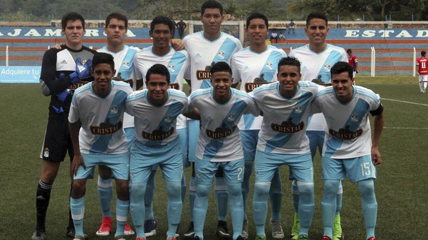 Sporting Cristal, el mejor del Torneo de Promoción y Reservas