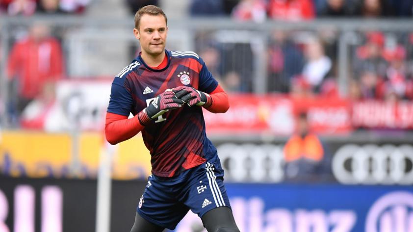 Manuel Neuer estará alejado de las canchas hasta el 2018