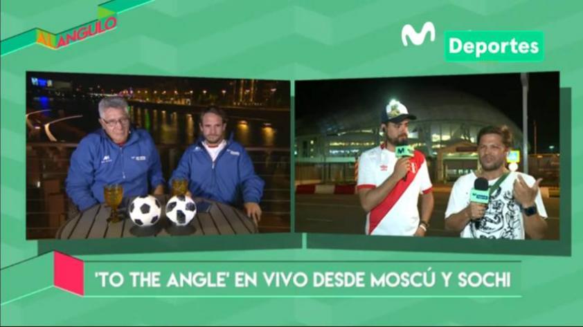 Al Ángulo: nuestra selección peruana se despide de Rusia con una victoria