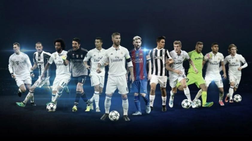 Premios Champions League: Conoce los nominados
