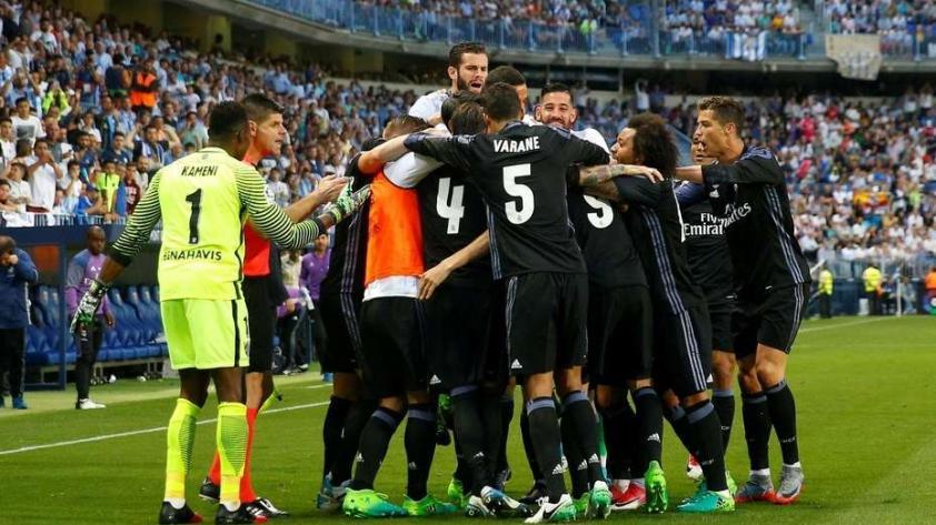 ¡Real Madrid es campeón de La Liga luego de 4 temporadas!