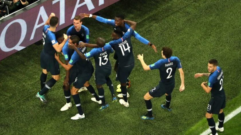 Francia y las 3 razones para conseguir su 2° copa en Rusia 2018