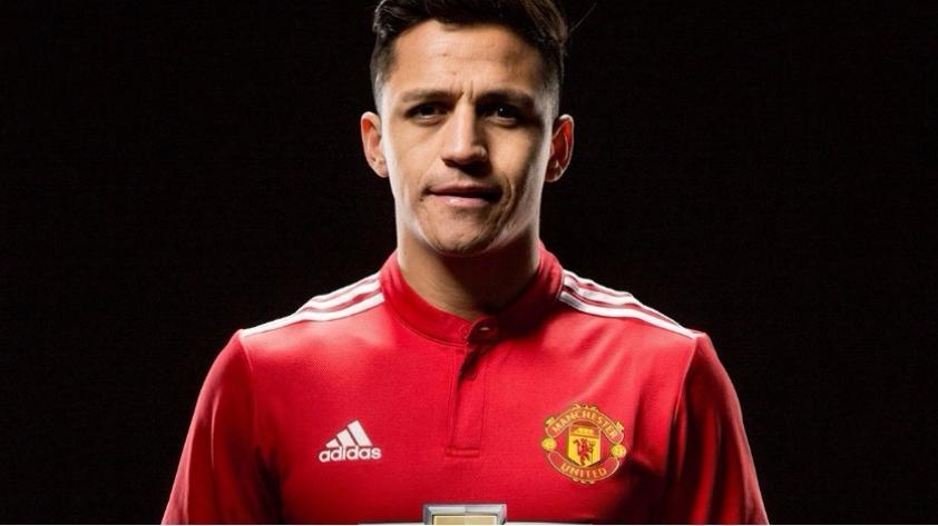 OFICIAL: Alexis Sánchez es nuevo futbolista de Manchester United