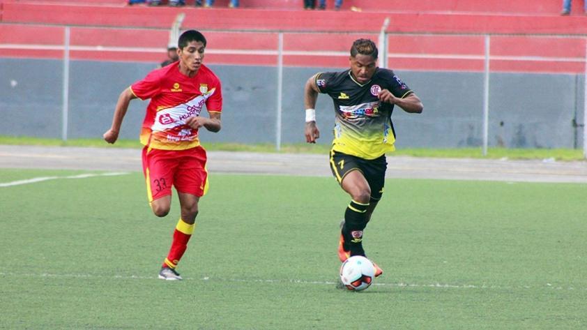 UTC y Huancayo empataron 1-1 en Cajamarca