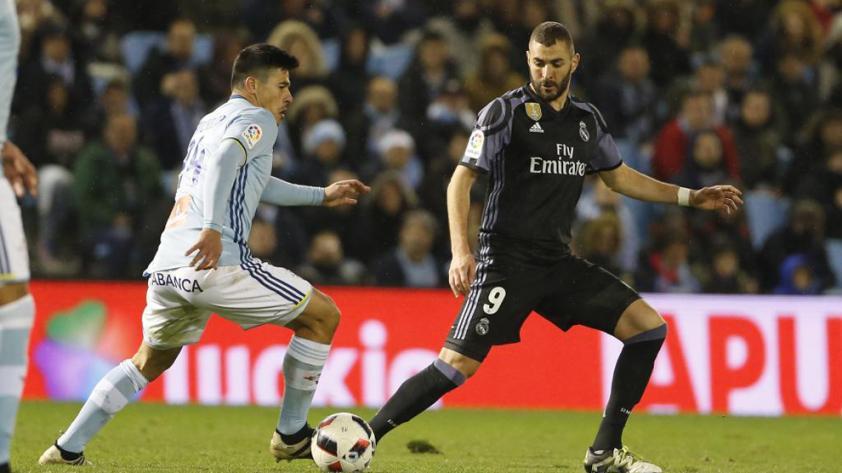 (EN VIVO) Real Madrid goleó 4 -1  al Celta y está a un paso de lograr el campeonato