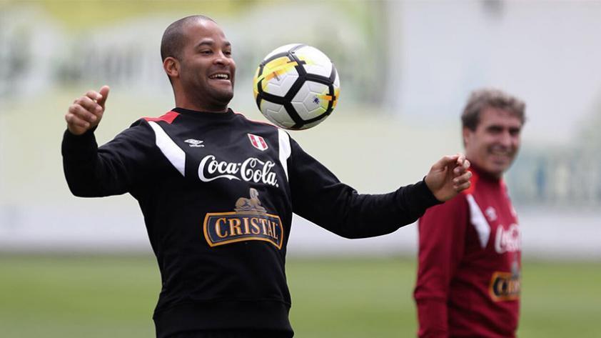 Selección Peruana: Alberto Rodríguez y Andy Polo entrenaron con normalidad
