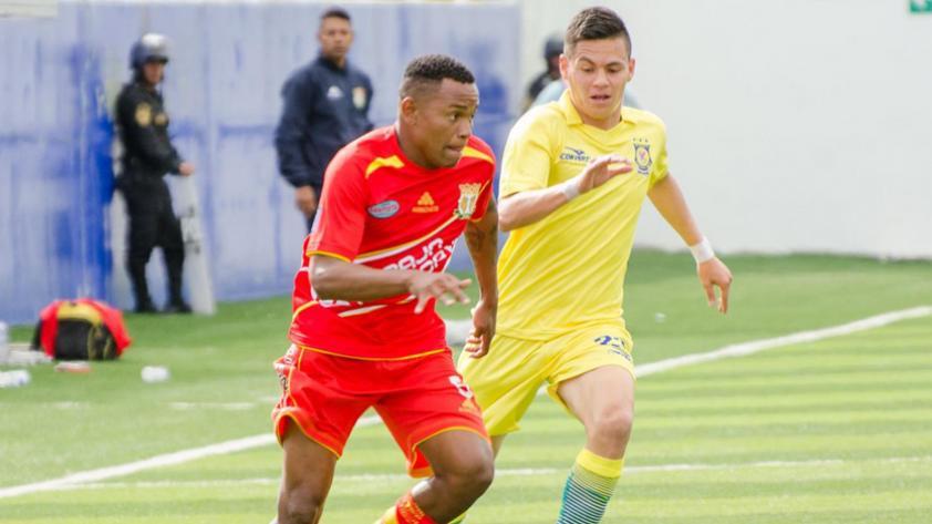 Comerciantes Unidos vence 2-1 a Sport Huancayo y queda muy cerca de asegurar su permanencia en Primera