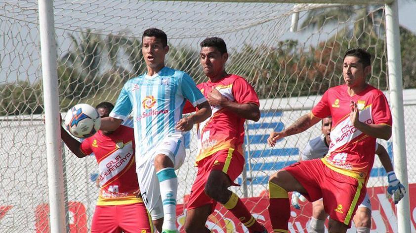 Huancayo empató 1-1 en condición de local ante Alianza Atlético por la fecha 7 del Torneo Clausura
