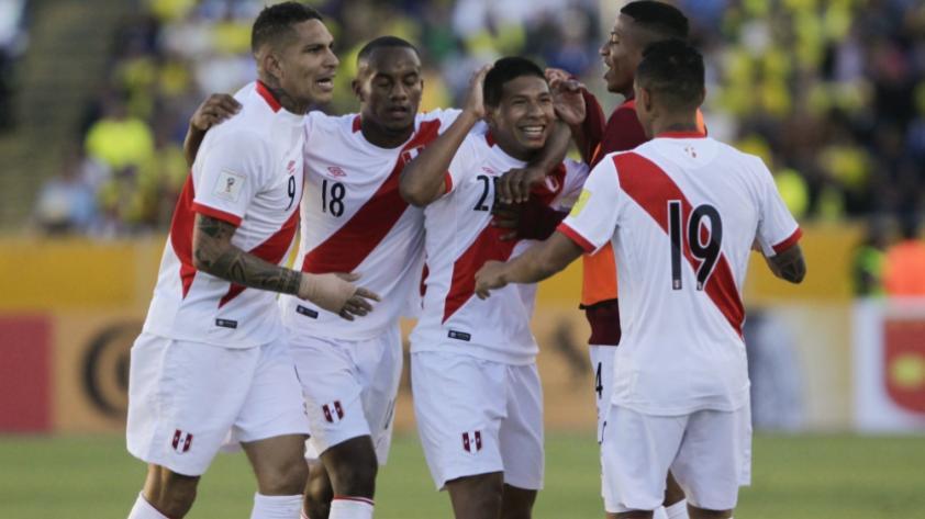 Selección Peruana se mantiene en el puesto 11 del ranking FIFA