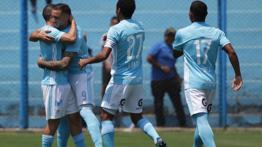 Sin piedad: Sporting Cristal aplastó 5-0 a Ayacucho F.C. por el Torneo de Verano