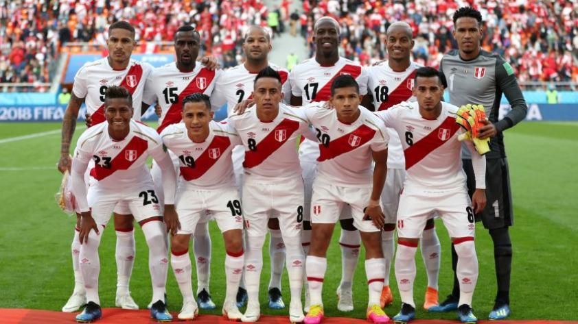 Año 2018: Perú logró clasificar a un Mundial después de 36 años