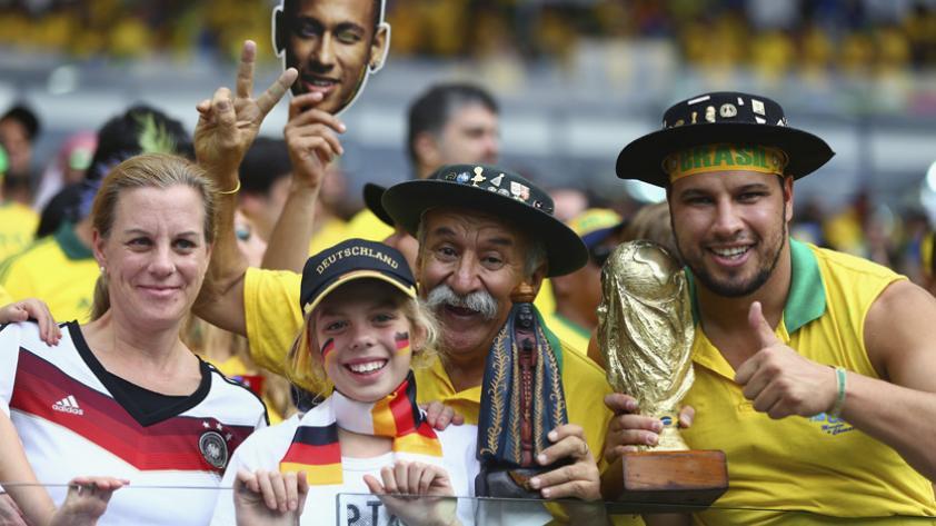 Brasil y Alemania confirman amistoso en 2018