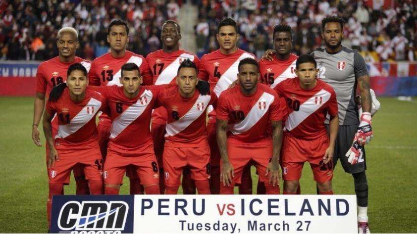 Perú 3-1 Islandia: aprueba el rendimiento de los jugadores de la bicolor aquí