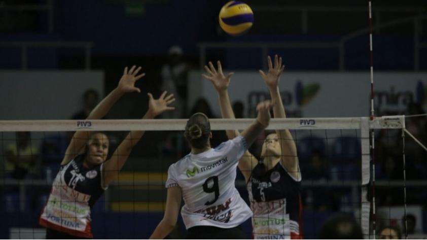 Liga Nacional Superior de Vóley Femenino: los partidos de la segunda fecha del octagonal final