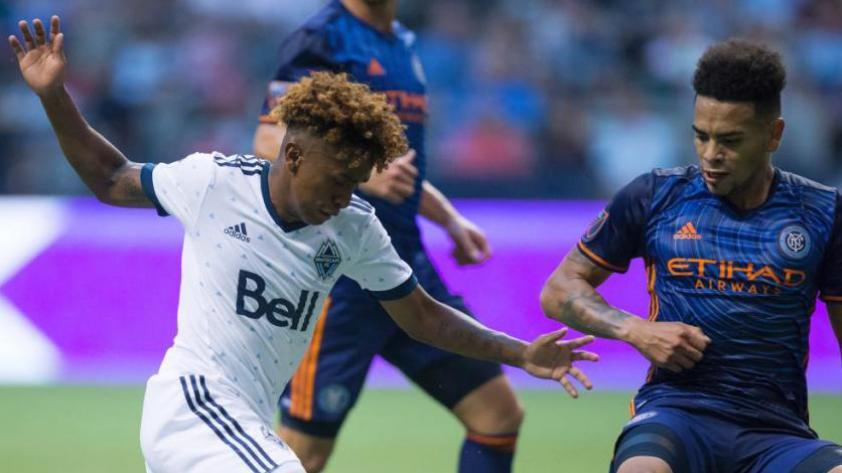 Yordy Reyna le dio el triunfo al Vancouver Whitecaps