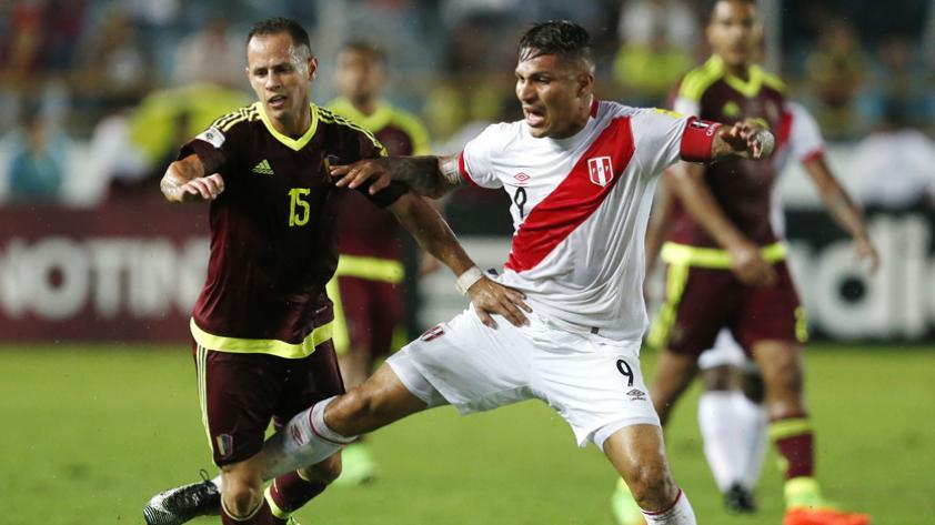 Selección Peruana: Paolo Guerrero, uno de los futbolistas más golpeados de las Clasificatorias