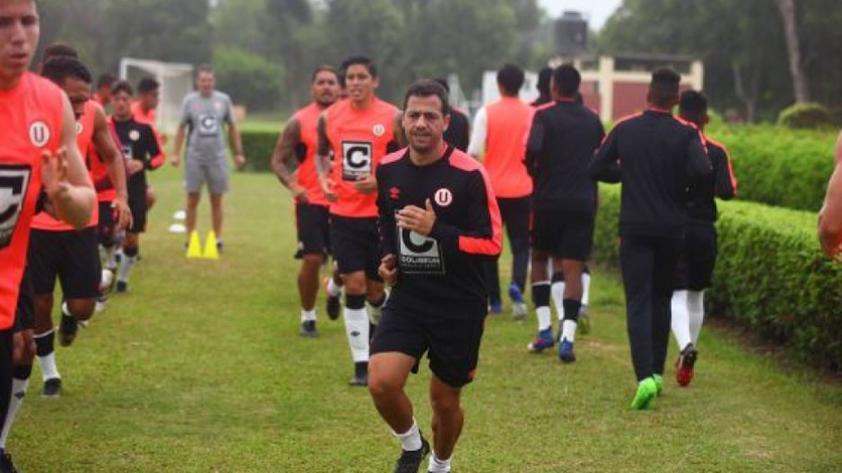 Diego Guastavino sería titular ante Melgar