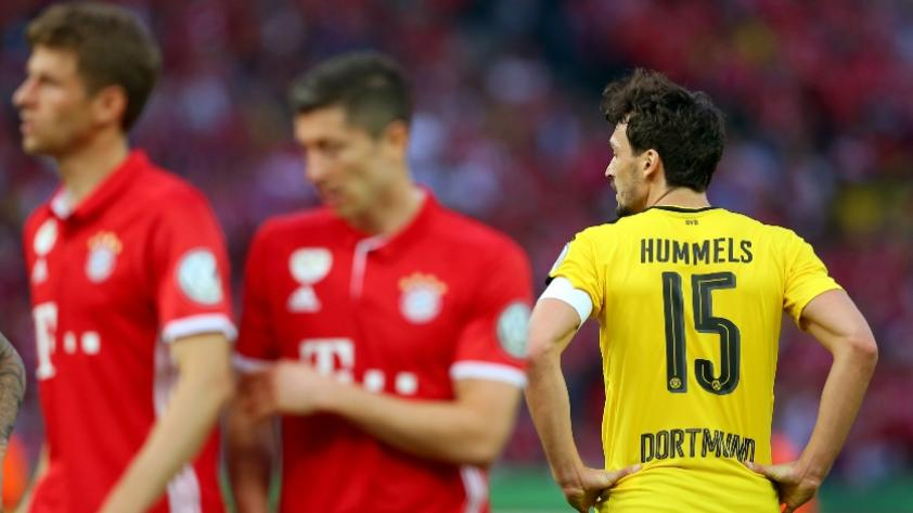 ¿Un retorno feliz? Mats Hummels volvió a ser jugador del Borussia Dortmund