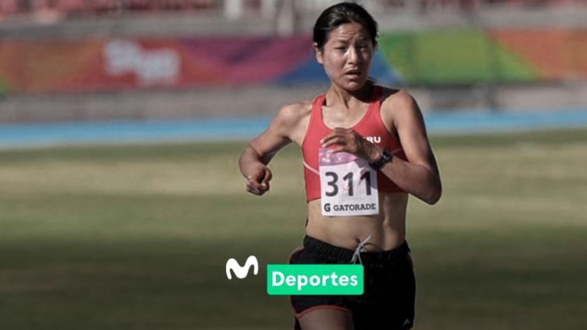 ¡Fuerza, Inés! La atleta nacional no se recuperó de una lesión y quedó fuera de Lima 2019
