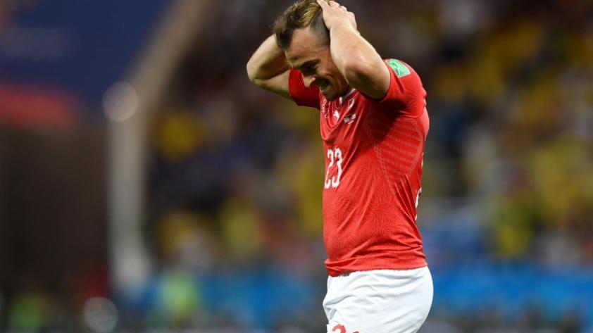 Serbia vs. Suiza: La historia detrás de un partido de fútbol