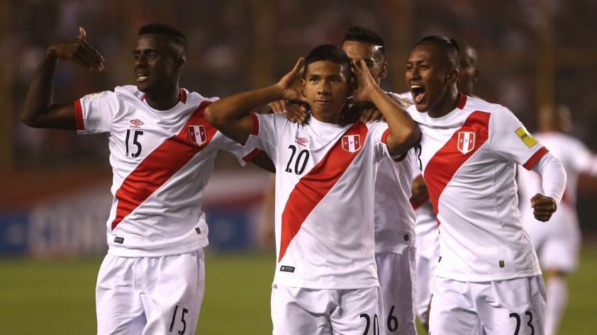 Perú vs. Bolivia: Revive el gol de Edison Flores que puso el 1 - 0