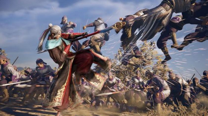 Dynasty Warriors 9 tiene un nuevo tráiler