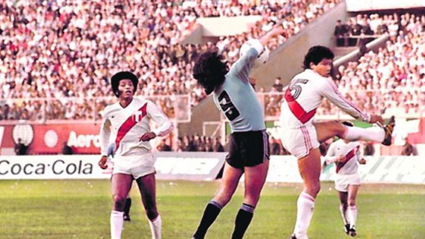 Se cumplen 36 años de la clasificación peruana a España 1982