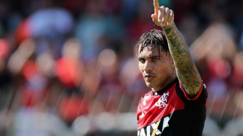 Directivo de Flamengo abre las puertas a Paolo Guerrero: