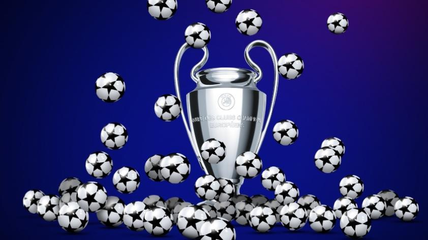 Champions League 2019/2020: así quedaron las llaves para los octavos de final