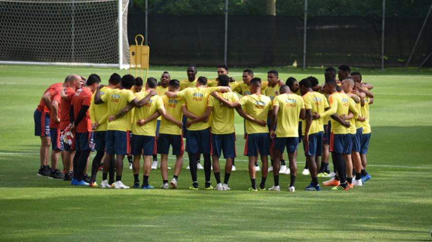 Selección Colombia: José Néstor Pékerman presentó su lista de 23 convocados para la Copa del Mundo