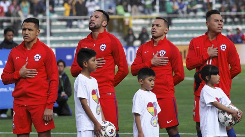 Selección Chilena anunció lista completa de convocados para enfrentar a Ecuador y Brasil