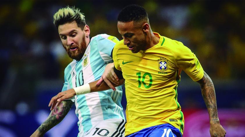 Brasil y Argentina se ven las caras en Melbourne