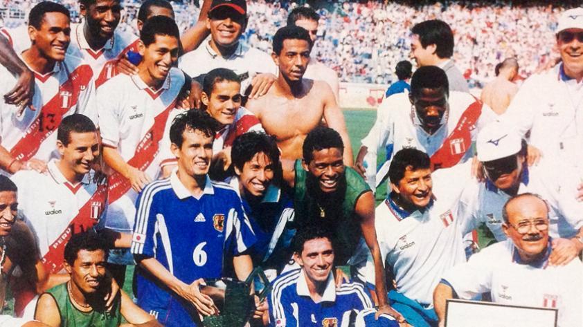 Efemérides: El título de Perú en la Copa Kirín 1999